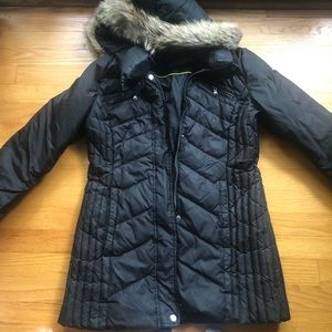 Marc New York by Andrew Marc black puffer jacket